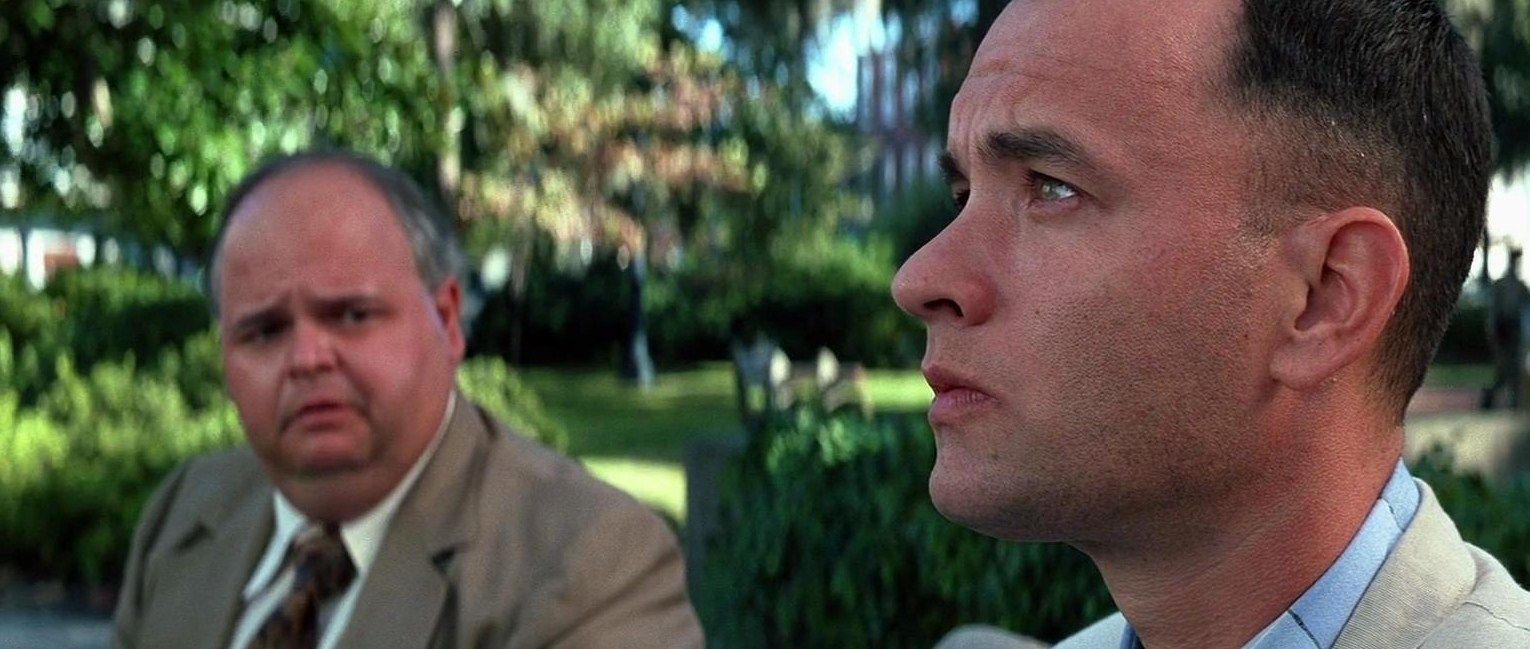 """the simple view in life of forrest in the movie forrest gump Like any work of art, the movie must be judged not only on its technical or artistic  merit  it explores the life saga of a simple man, forrest gump, who has  this  view understands the diagnosis revealed in solomon's ancient wisdom: """"in many."""