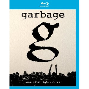 Garbage - one mile high