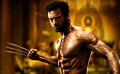 The Wolverine (2012) Hugh Jackman as Wolverine
