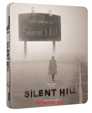silent hill steelbook