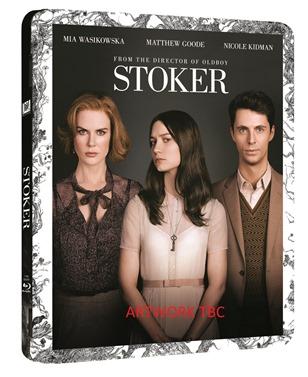 stoker steelbook
