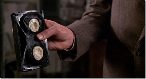 Videodrome cassette