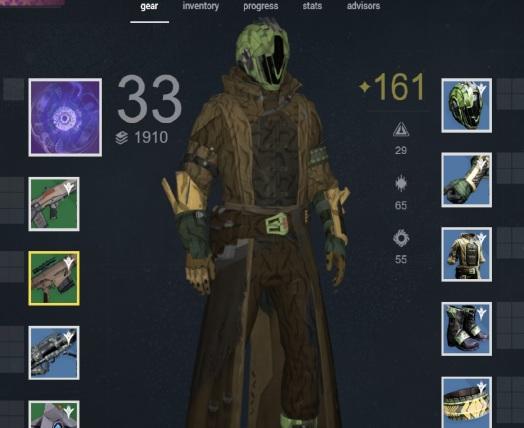 Destiny Character