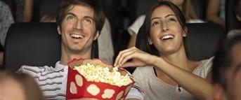 movie viewing