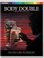 Body Double Blu-ray
