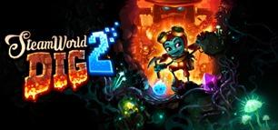 Steam World Dig 2
