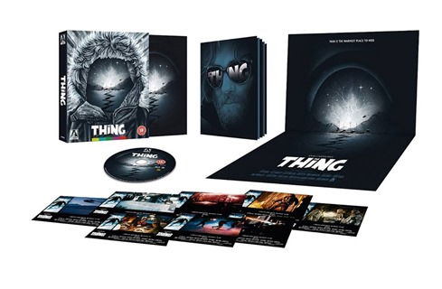 Thing Arrow Video